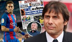 nice Chelsea News: Conte REJECTS Neymar offer amid shock Inter Milan reports | Football | Sport