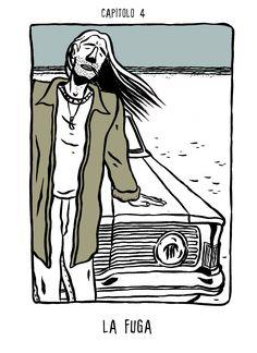 "Tavola tratta da Graphic Novel ""30 Giorni"" edito da ALT! edizioni (2019) Art, Art Background, Kunst, Performing Arts, Art Education Resources, Artworks"
