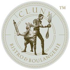 Cluny in Toronto O Canada, French Bistro, Distillery, Wines, Toronto, Clock, Concept, Graphic Design, Restaurants