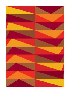 L'indifférence (2010) // Geometric Art by Gary Andrew Clarke