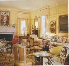 The Peak of Chic®: Keith Irvine Gorgeous room!