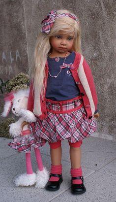 Monique, Angela Sutter doll