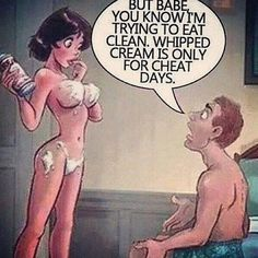 HAHA! Ladies what would you say back?