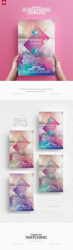 Models And Bottles Flyer Template  Download Models And Bottle