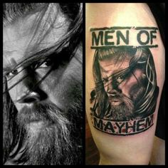 "DEDICATION! ""Opie"" Sons of Anarchy"