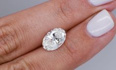 3.00 Carat Oval Shape. Must have!