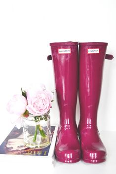 What To Wear With Hunter Boots   Summer Edition