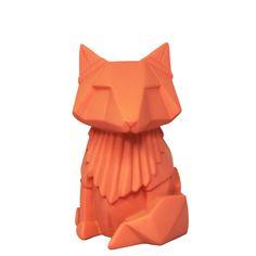 LED Fox Nightlight Orange House of Disaster