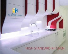 High #Standard #Kitchen Kitchen is the part of women's life! It must be high standard furnish based on their comfort and happiness For concerting such Kitchen step into #Sirpian #Homes  http://sng.me/95k
