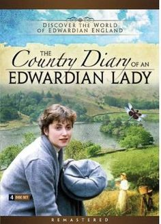 'The Country Diary Of An Edwardian Lady' (1984) British TV series. Edith Holden (1871-1920) was an English artist & art teacher, best known for a volume that she penned & that was published posthumously in 1977 as The Country Diary of an Edwardian Lady. A conglomeration of poetry, seasonal observations, & illustrations of flora, fauna & insects, it became a massive international bestseller. Made into this  popular miniseries with each of the 12 installments covering one month.