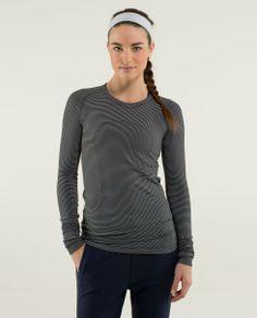 Running long sleeve shirt and super comfortable