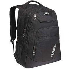Ogio Tribune 17 Back Pack - Black