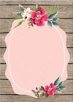 Pink wallpaper art with roses - print art Flower Backgrounds, Wallpaper Backgrounds, Iphone Wallpaper, Wallpapers, Wallpaper Art, Galaxy Wallpaper, Vintage Wallpaper, Deco Floral, Binder Covers