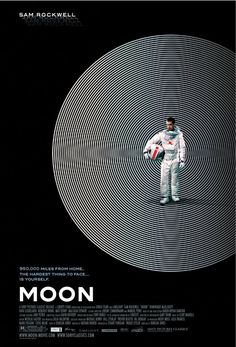 Movie posters: Moon