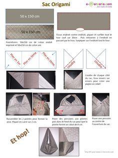 explication sac origami