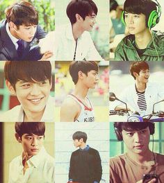 Minho; why are you so handsome?