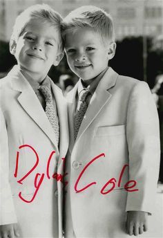 Dylan and Cole Sprouse Dylan Sprouse, Sprouse Bros, Cole M Sprouse, Thats 70 Show, Zack Y Cody, Cole Sprouse Jughead, Dylan And Cole, Club Penguin, Cute Twins