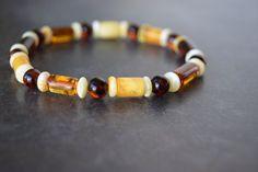 Baltic amber bracelet for men Bracelets For Men, Beaded Bracelets, Amber Bracelet, Baltic Amber, Bangles, Ebay, Jewelry, Bracelets, Jewlery