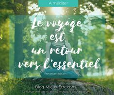 Citation – Le voyage est… Le Reiki, Great Photos, Law Of Attraction, Traveling By Yourself, Create Your Own, Travel Photography, Blog, Instagram, Citation Amour