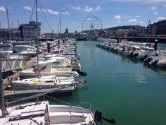 Le port de Fécamp, Fécamp Harbour