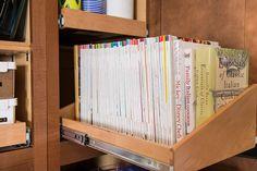 Best 3 Inch Pullout Kitchen Spice Rack Cabinet Upper Kitchen 400 x 300