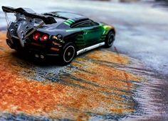 Custom Hotwheels and Diecast Cars