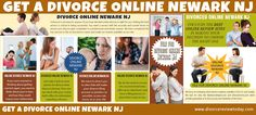 Divorce Online Newark NJ