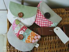 Sweet and Simple Clutches