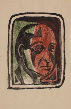 Images Hans Vincenz - The 2 Faces of Hans Vincenz - Art Exhibitions Painting Painting Sculpture Gallery Münster Münster RUDI FRED LEFT