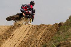 Motocross, scrubbing it