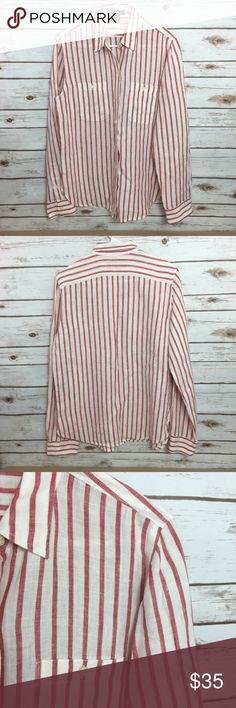 c76a38347 Lauren Ralph Lauren Linen Shirt