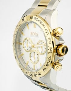Nice Hugo Boss Gold Watches