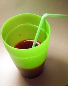 Pranked the kids at dinner. Instead of fruit punch I put Jello in their cups. It was hilarious watching them trying to suck the juice out. Cool and funny! Check us out! Funny New, Fruit Punch, Jello, Pranks, Juice, Cups, Hilarious, Dinner, Tableware