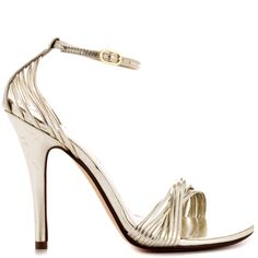 2bbedd9788b6 Chinese Laundry - Legendary - Light Gold Metallic. Beautiful High HeelsMilitary  ...