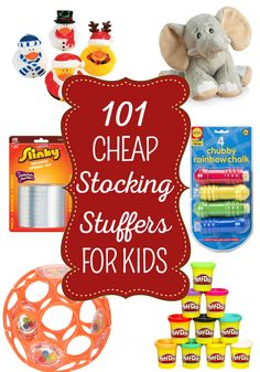 101 Cheap Stocking S