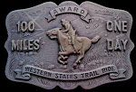 The Tevis - Western States 100-Mile One-Day Ride Stories: Eight weeks to Tevis 2002, A journey from Pasture Puff to Tevis Cup in 8 weeks time