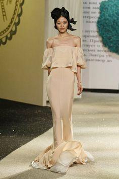 Ulyana Sergeenko Couture: Spring 2013