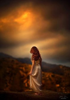"""The Distance by Jessica Drossin"" Fantasy Photography, Creative Photography, Portrait Photography, Fantasy Magic, Fantasy Art, Sad Girl, Beautiful World, Character Inspiration, Fairy Tales"