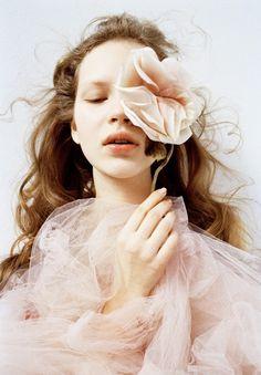 ❀ Flower Maiden Fantasy ❀ beautiful art & fashion photography of women and flowers - Bilitis | photography & design by Sayaka Maruyama | styling Rika Endo