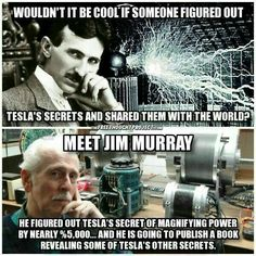 Nïköla Tesla is the grandfather of electricity - not Edison: 'All people everywhere should have free energy sources; electric power is everywhere, present in unlimited quantities, and can drive the world's machinery without the need for coal, Science Facts, Fun Facts, Science Today, Science Topics, Nicola Tesla, Tesla Inventions, Quantum Physics, History Facts, Gadgets
