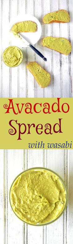Avocado Spread is a very quick vegan recipe. The spread works as a spread in any sandwich or you can use it as a dip for French Fries.
