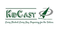 KidCast is a weekly student-led morning announcement video for Elementary Students at Derby Public Schools.