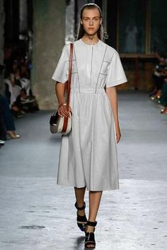 Proenza Schouler Spring 2015 Ready-to-Wear Collection