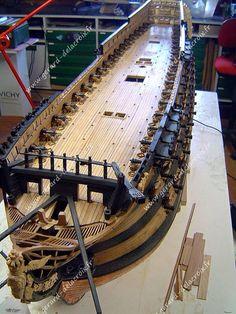 Model Sailing Ships, Old Sailing Ships, Model Ship Building, Boat Building, Wooden Model Boats, Scale Model Ships, Pirate Boats, Lego Ship, Wooden Ship