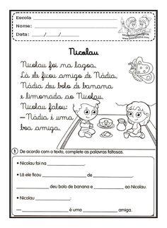 Alfabetizar com AMOR: TEXTOS EM LETRA CURSIVA PARA O 1º ANO