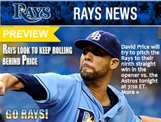 Tampa Bay Rays - 07/12/2013