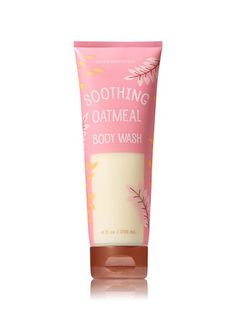 Soothing Oatmeal Body Wash - Bath And Body Works Perfume Body Spray, Healthy Mind And Body, Body Photography, Aesthetic Hair, Diy Skin Care, Body Butter, Body Wash, Bath And Body Works, Body Lotion