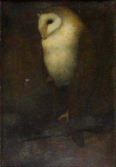 Jan Mankes (1889-1920). Uil.