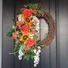 Summer/Fall Wreath