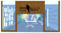 Loja virtual 3D